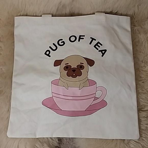 Forever 21 Handbags - PUG OF TEA